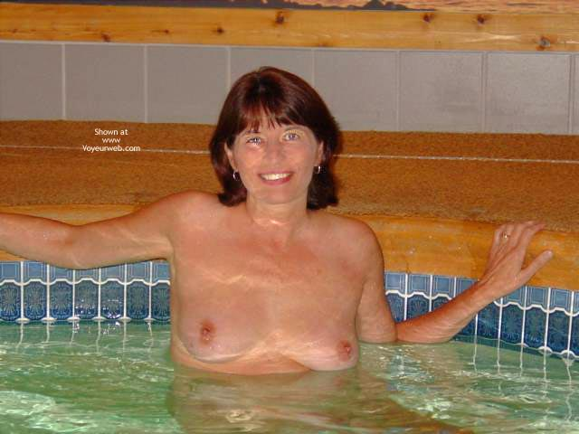 Pic #2 - Plain Jane in the Pool