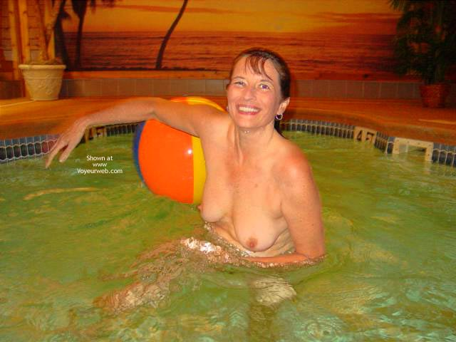 Pic #6 - Plain Jane in the Pool