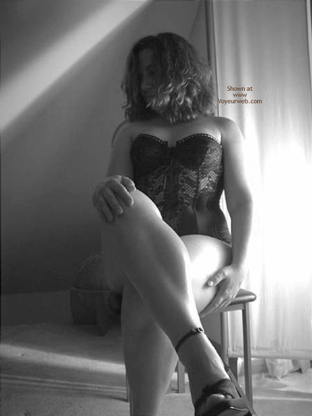 Pic #2 - OH Wife B&W Assets 4