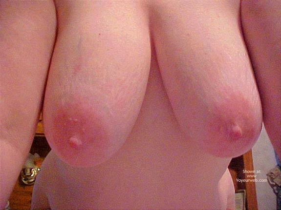 Pic #1 - The Wifes Boobs