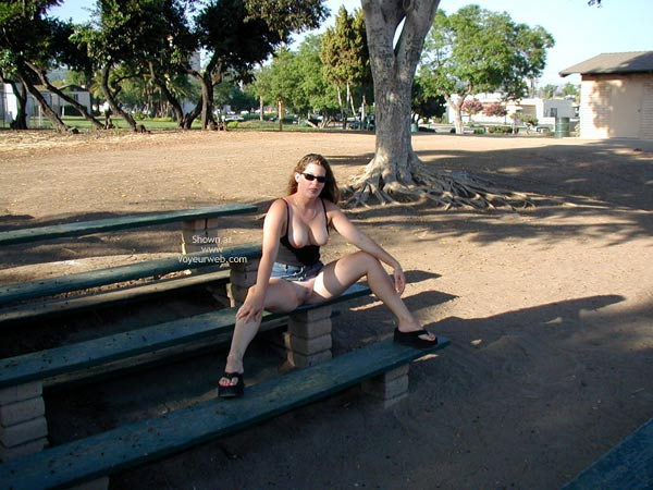 Pic #2 - Cindy At Local Park