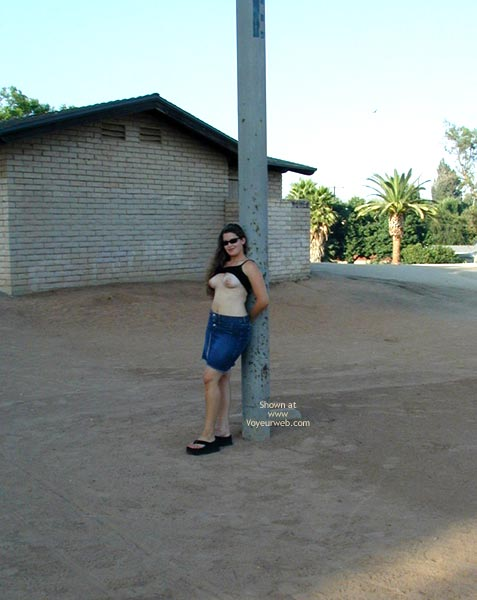 Pic #4 - Cindy At Local Park