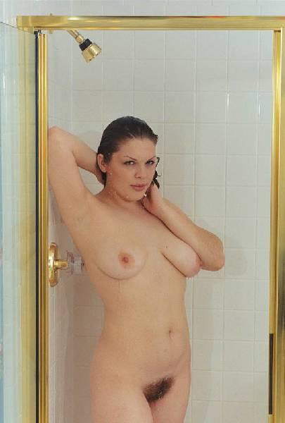 Pic #5 - Cori Takes A Shower