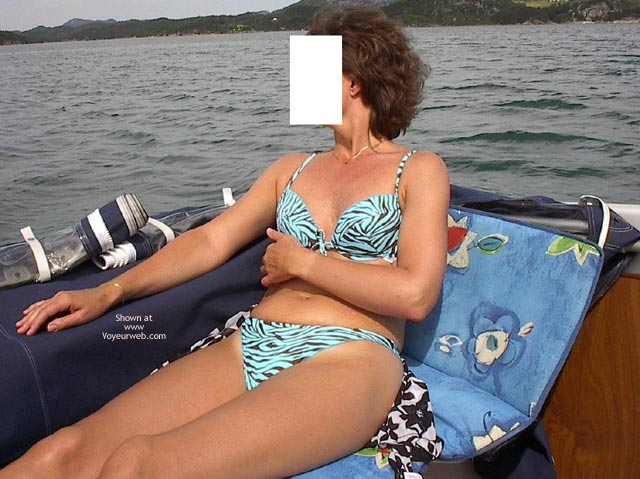Pic #1 - Sexy Wife First Time.
