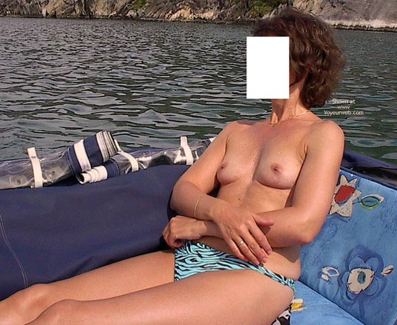 Pic #2 - Sexy Wife First Time.