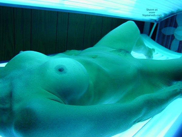 Pic #6 - Pearl Preserving Her Suntan