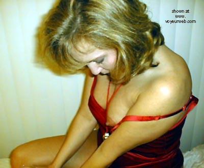 Pic #8 - Wife @ 40 Ho Ho Ho pt2