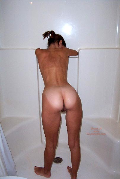 Pic #4 - Crazy Tanlines In The Shower- Shannon Part 2