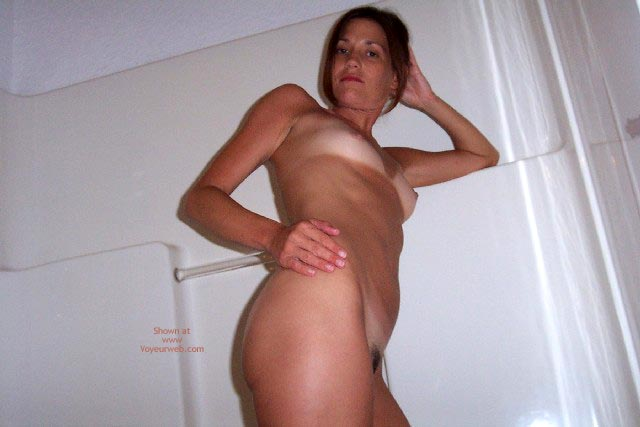 Pic #9 - Crazy Tanlines In The Shower- Shannon Part 2