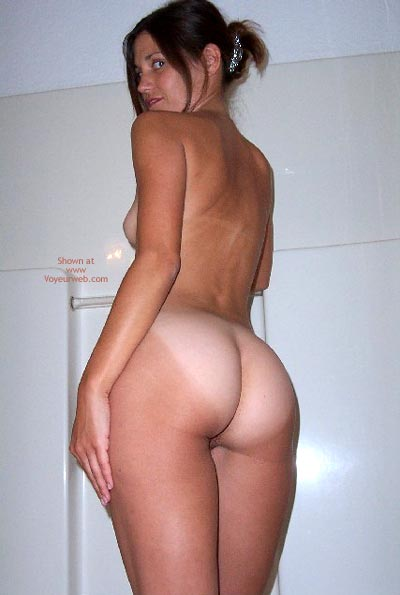 Pic #10 - Crazy Tanlines In The Shower- Shannon Part 2