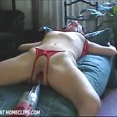 Tanis Loves Her New Fuck Toy