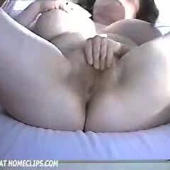 My Wife Dana Masturbating for Homeclips