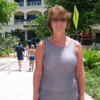 *Tp More Renee In Transparent Dress