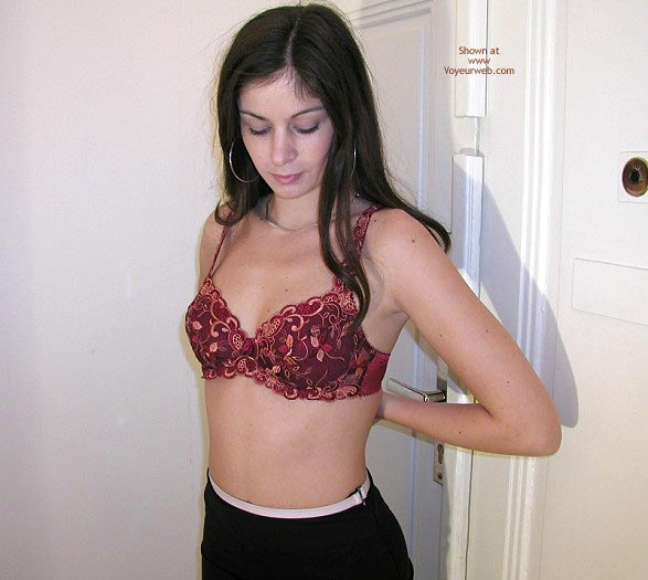 Pic #5 - Angie Stripping For You
