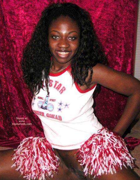 Pic #4 - Cheerleading Fun