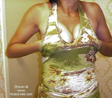 Pic #6 - Shy (NOT) Chinese Wife