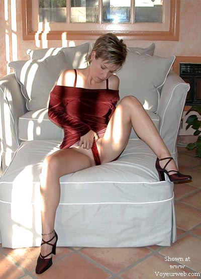 Pic #2 - Lora's Red Dress (2 Years Later)