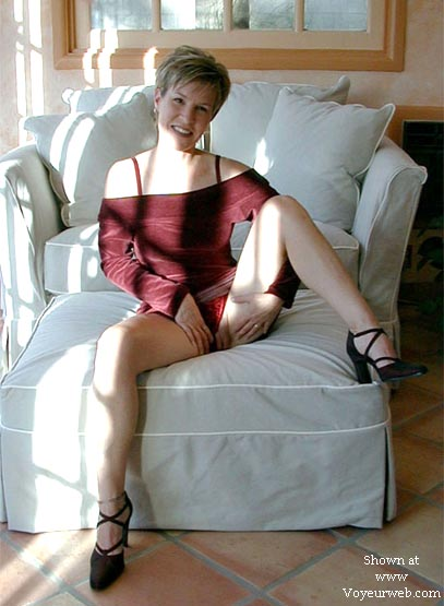 Pic #3 - Lora's Red Dress (2 Years Later)