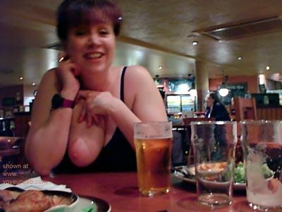 Pic #2 - Kelly      at the Bar