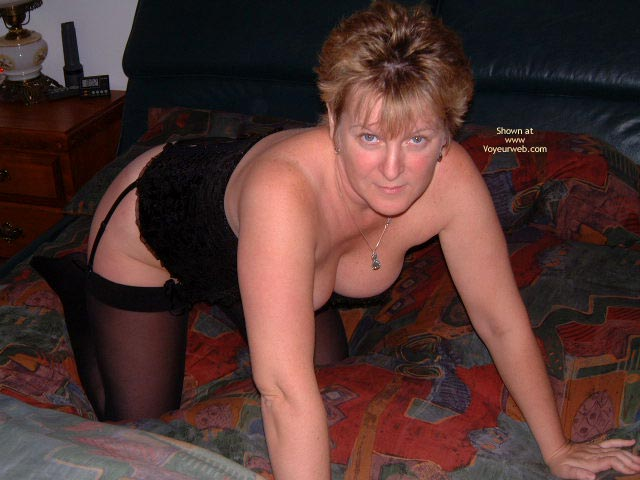 Pic #3 - Denise In Bed