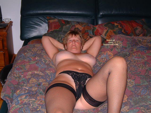 Pic #6 - Denise In Bed