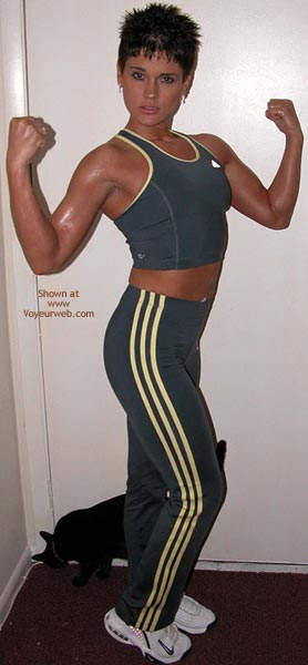 Pic #3 - Rhonda'S Workout Clothes