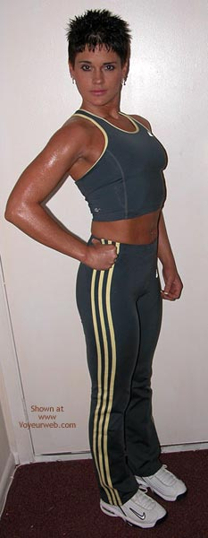 Pic #5 - Rhonda'S Workout Clothes