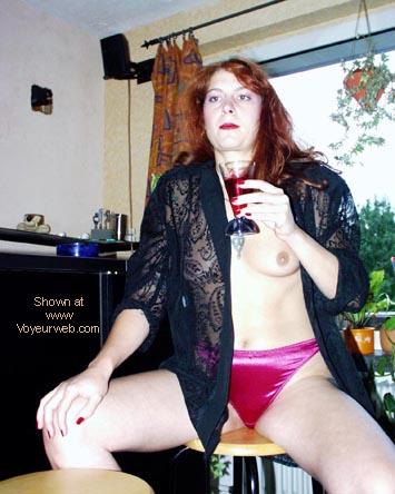 Pic #9 - Ruthi at the bar