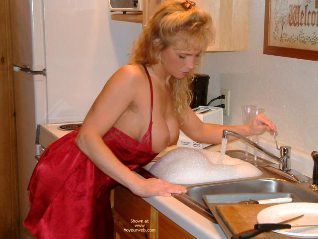 Pic #2 - Dirty Dishes