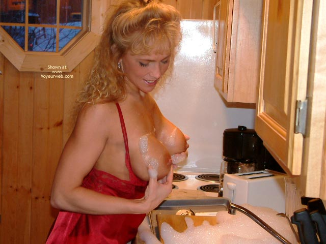 Pic #5 - Dirty Dishes