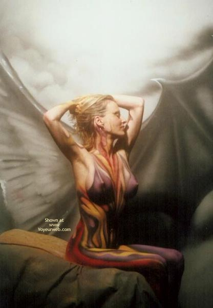 Pic #5 - Angel'S Can Be Anywhere!