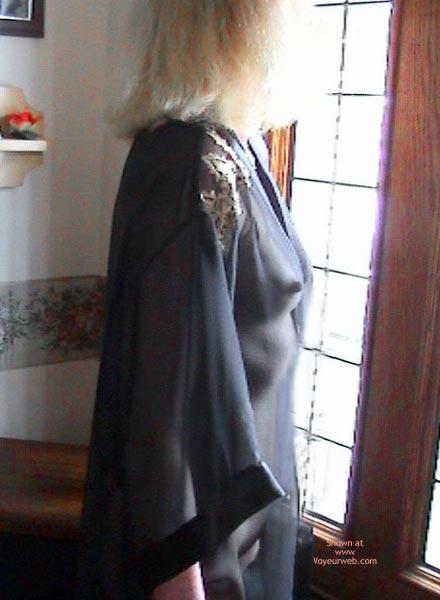 Pic #1 - Sheer New Robe
