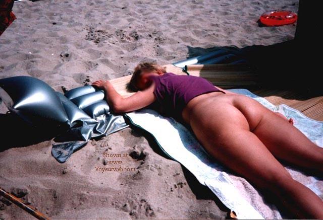 Pic #3 - Meine Ex am FKK-Strand.DE