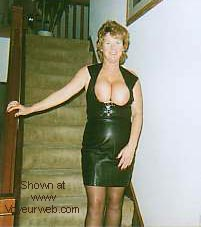 Pic #1 - LEATHER CLAD PAM II