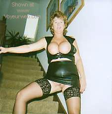 Pic #2 - LEATHER CLAD PAM II