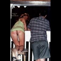 Flashing at The Bar