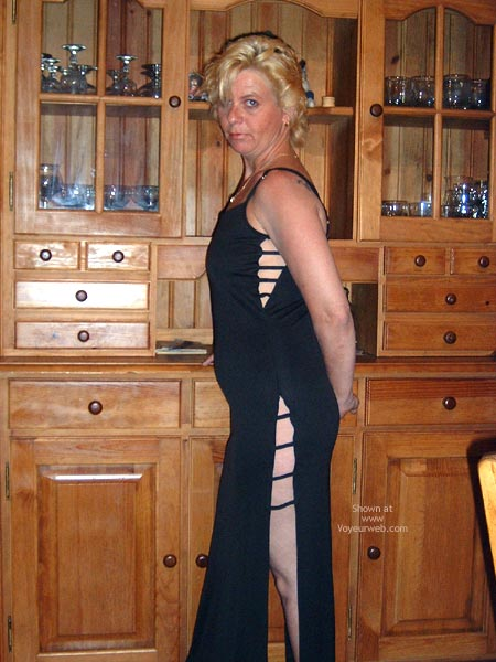 Pic #1 - 37 Yo (Dutch) Black Dress