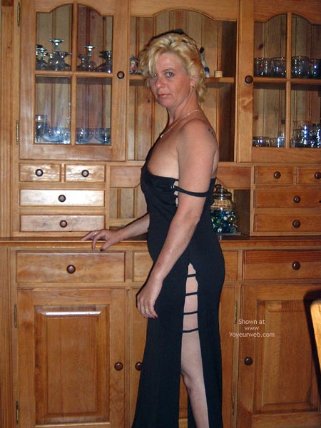 Pic #2 - 37 Yo (Dutch) Black Dress