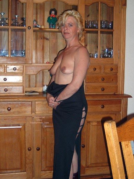 Pic #3 - 37 Yo (Dutch) Black Dress