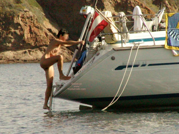 Pic #2 - Sailing Naked