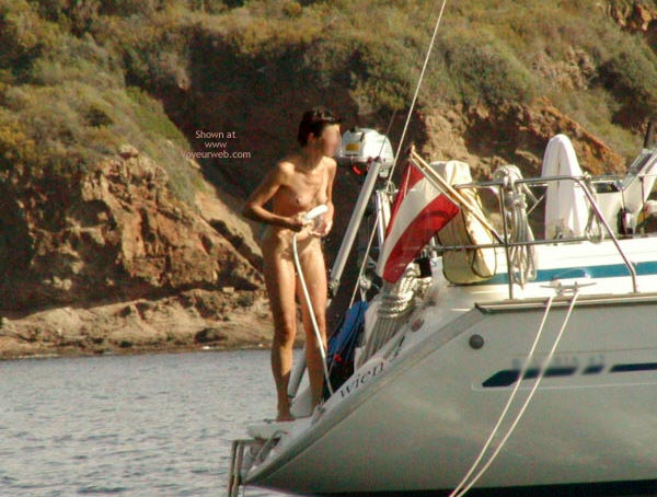 Pic #3 - Sailing Naked