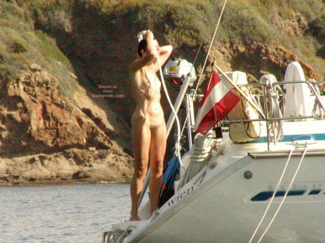 Pic #4 - Sailing Naked