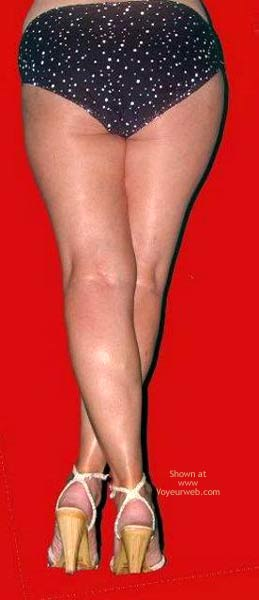 Pic #2 - Shy Wife With Great Legs