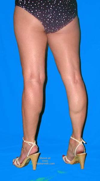 Pic #3 - Shy Wife With Great Legs