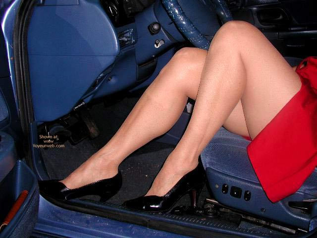 Pic #5 - Shy Wife With Great Legs