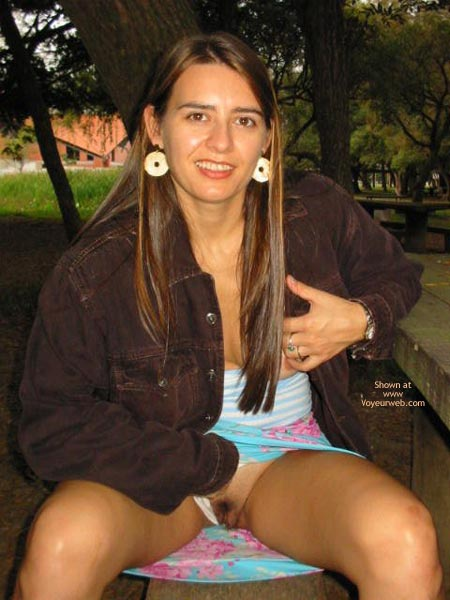 Pic #9 - Fourth Contri Natallia In The Park