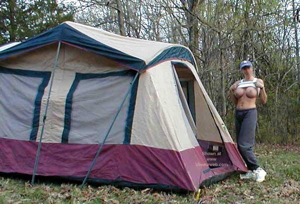 Pic #2 - Teri Camping