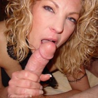 *Bj Blond At 44 Loves A Mouth Full 1