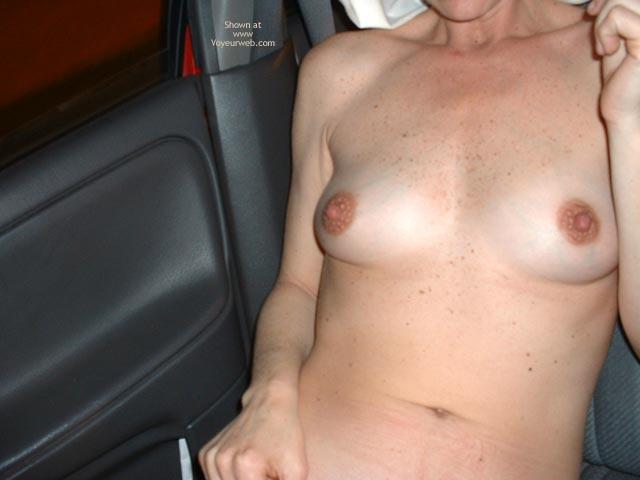 Pic #4 - Fun In Car