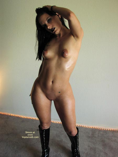 Pic #7 - *Ty Raven Grace - Baby Oil Nudes
